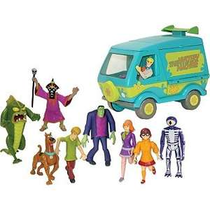 Scooby-Doo Solves The Mystery of the Tower Playset @ Argos £25.49 (better than half off)