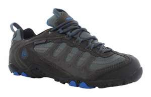 Save 60% +10%TCB on HI-TEC walking boots/shoes, trainers and golf shoes, men's, women's and children's.