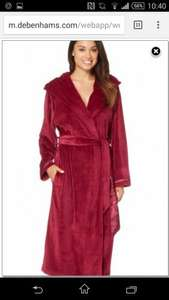Ted baker dressing gown half price at Debenhams now £27.50