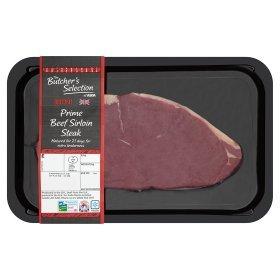 Butcher's Selection Prime Beef Sirloin Steak £3.91 @ Asda (2 for £7)