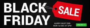 Scalextric/Hornby/Airfix Black Friday Deals from £6.99  @ Scalextric + £4.98 P&P