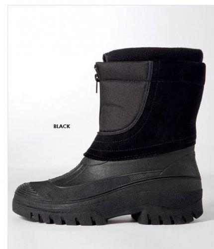 COTTON TRADERS Half Price Fleece Lined Waterproof Boots £22.50 + P&P with code instead of £45