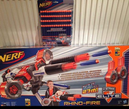 Nerf Rhino-Fire £42.49 @ Argos