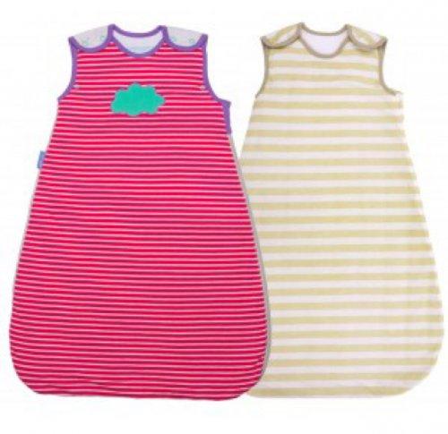 Grobag 2.5 tog twin packs £31.99 @ BabyCurls