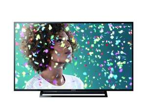 Sony KDL48W585BBU X-Reality Pro 48-inch Widescreen 1080p Full HD Smart LED TV with Freeview HD - Black £439.99 @ Amazon