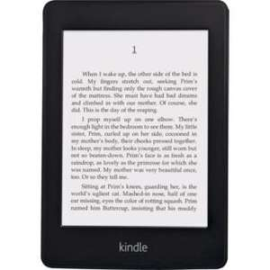 New Kindle Paperwhite - Wi-Fi - Argos £89.00