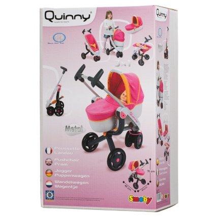Quinny 3 in 1 dolls pram £24.99 @ B&M Retail