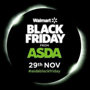 ASDA Black Friday Deals MEGATHREAD - Electronics, Toys, DIY, Domestic Appliances & More! (28/11/2014 & 29/11/2014)