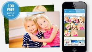 50 Prints a month free for a year with Snapfish App £1.99 P&P