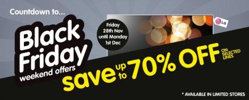 B&M Bargains  Black Friday Deals