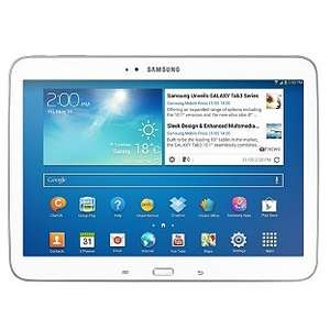 Samsung Galaxy Tab 3 10.1 Inch WiFi Tablet - 16GB Was £279.99  Now £179.00 @ Argos