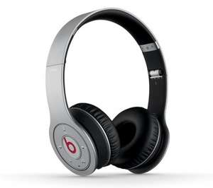 BEATS BY DR DRE Wireless Bluetooth Headphones - Silver £124 RRP £249.95@ Currys
