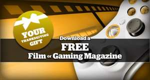 FREE Film or Gaming magazines on iPad & iPhone