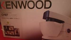 Kenwood Chef Classic Mixer £89.99 @ costco