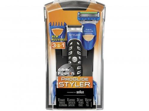 ** Gillette Fusion ProGlide Power 3-in-1 Styler Shaver only £8.49 @ Argos **