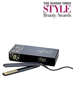 20% off GHD straighteners  at ASOS with code