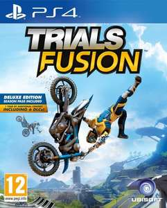 Trials Fusion (PS4) on PSN Store FREE