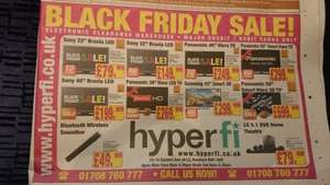 hyperfi.co.uk Black Friday Sale