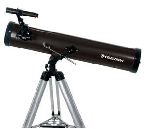 CELESTRON Powerseeker 76/700 Reflector Telescope-Half Price £49.99 @ Currys
