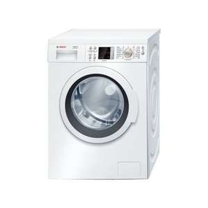 Bosch Exxcel WAQ24461GB 1200rpm A+++ Energy Rated 8kg Load Washing Machine in White, £299 @ Hughes