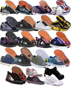 Heelys Roller Shoe Multiple Styles JNR11 - UK7 - All £25-£30 with FREE Delivery - Kates Skates
