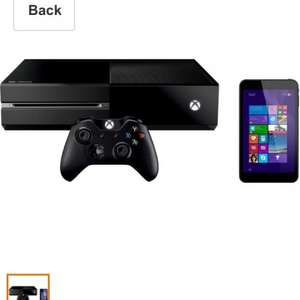 "Xbox one + 7"" Linx tablet £349.99 @ Amazon"