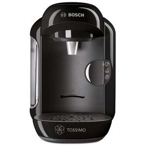 Bosch Tassimo T12 Vivy TAS1202GB Hot Drinks & Coffee Machine - Black £35 delivered from Amazon