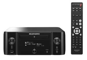 Marantz M-CR610 Melody Media CD Receiver with Streaming, Airplay and DAB+ B-Stock - Black (£369.99 + £12.86 delivery) @ hyperfi