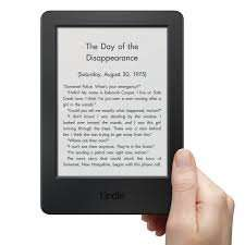 "NEW Amazon Kindle Paperwhite eReader, 6"" Illuminated Touch Screen, Wi-Fi £79 @ JOHN LEWIS with 2 years warranty"