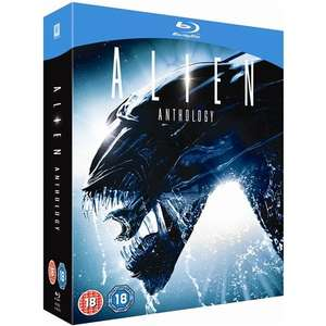 Alien Anthology (4 Discs) Blu Ray £10 @ play.com / FoxDirect BLACK FRIDAY DEAL