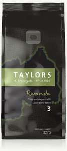 Taylors of Harrogate Origins Rwanda coffee £1.99 at Quality Save