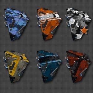 Elite Dangerous - 6 free skins for your Cobra ship