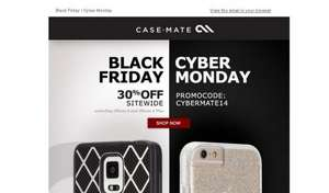 Up to 50% off cases at Case-Mate.co.uk