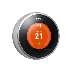 Nest learning thermostat at John Lewis Black Friday deal £149