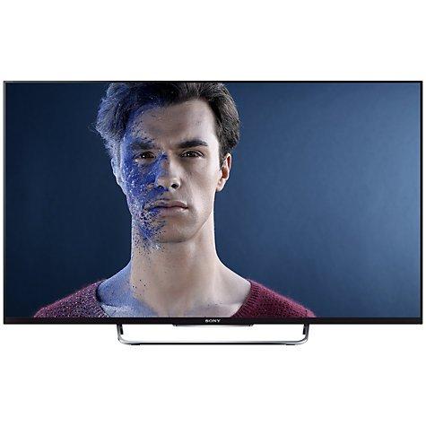 "Sony Bravia KDL55W8 LED HD 1080p 3D Smart TV, 55"" with Freeview/Freesat HD & 2x 3D Glasses + FREE Bluetooth SoundBar £799 @ John Lewis"