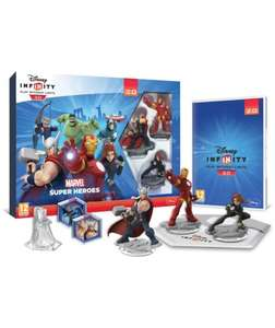 Disney Infinity 2.0 Wii U/PS3/Xbox 360 £26.99 @ Argos Black Friday Deal