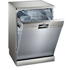 Siemens SN25M831GB Free-standing Dishwasher Stainless Steel  now £349.00 or £299 w/trade in @ johnlewis