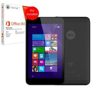 Linx 7 32GB Tablet, Intel Quad Core Windows 8.1 FREE MS Office 12mth Subscription - £59.95 @ eBay/laptopoutletdirect