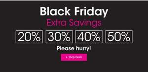 FURNITURE VILLAGE: BLACK FRIDAY: Deals every hour