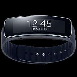 Carphone Warehouse FLASH SALE Samsung Gear Fit WAS £169 NOW £84
