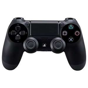 DualShock PS4 controller £24.99 at John Lewis