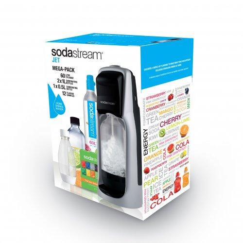 SodaStream Stream Megapack - 47% OFF £39.99