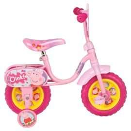 peppa pig 10 inch bike £8 at tesco online