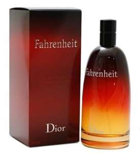 Christian Dior Fahrenheit Eau De Toilette Spray for Him 200ml £59.40 @ Amazon
