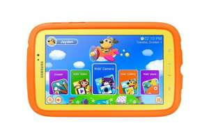 "Samsung Galaxy Tab 3 Kids, 7"" Tablet, 8GB, WiFi - £74.00  @ Tesco Direct - FREE Click + Collect."