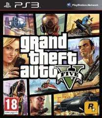 Grand Theft Auto V for PS3 (New) £18.99 Delivered @ Amazon