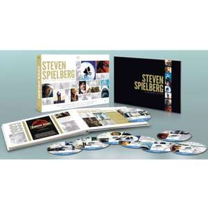 Steven Spielberg Director's Collection - Blu-ray - £39.99 @ HMV