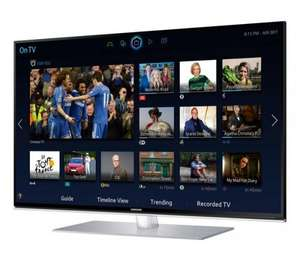 "SAMSUNG UE55H6670 Smart 3D 55"" LED TV (1080p + 600Hz + Freeview HD + Freesat HD) - £749 @ Currys"