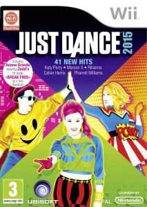 Just Dance 2015 Wii U / Wii - £17 Tesco - Black Friday
