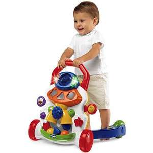 Chicco Baby Steps Activity Walker - £17.49 @ ToysRus (Click & Collect)